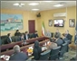 Kazakhstan port officials and investors visit Amirabad port