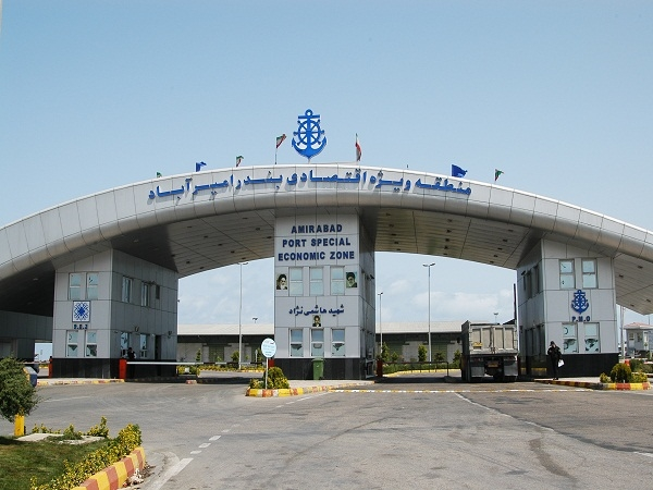 Amirabad port records an unprecedented growth