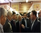 Iranian and Kazakh Merchants and Officials Visit Amirabad Port Cubicle in Actau Exhibition