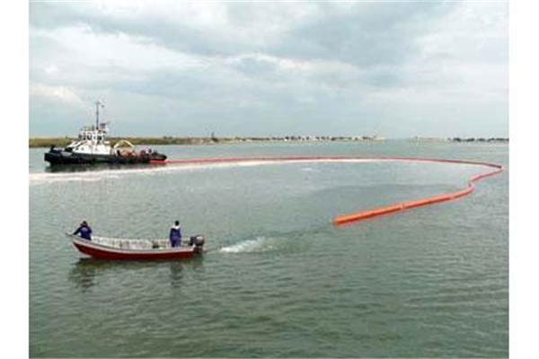 Marine Pollution Combat Exercise carried out in Amirabad port