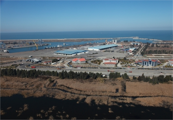 Amirabad port authority ranked first among governmental bodies